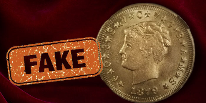 counterfeit coin warning